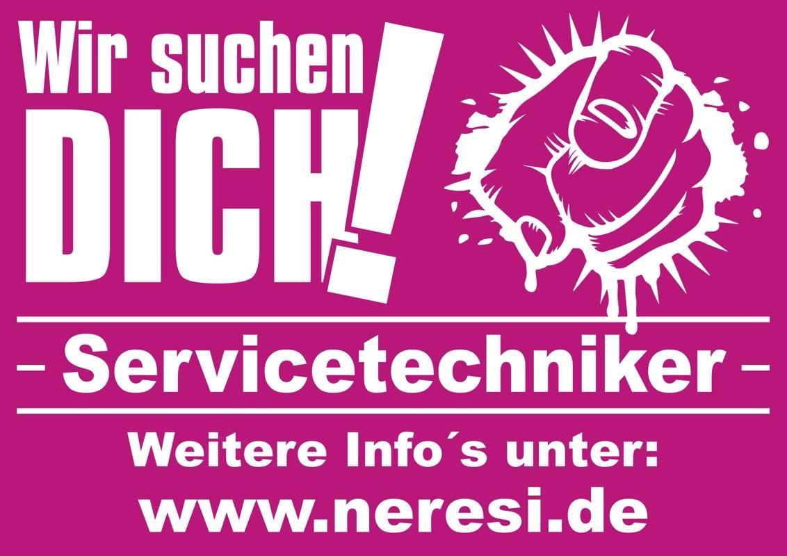 Wir suchen dich! Infos unter www.neresi.de